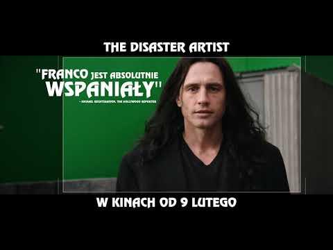 DISASTER ARTIST   Spot 15s