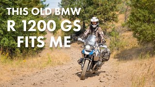 Why Do I Ride this OLD Bike? My BMW R 1200 GS + Mods