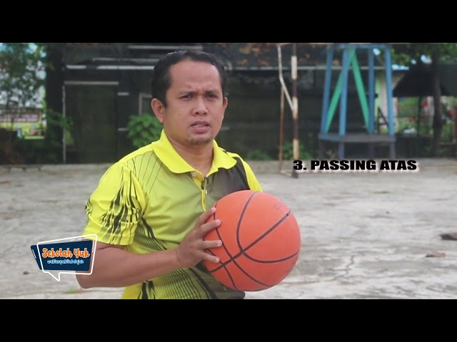 Sekolah Yuk SMP Kelas 9 Eps. 5 Bola Basket  - Penjaskesor