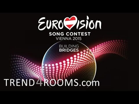 Eurovision Song Contest 2015 Vienna - Building Bridges - ESC Austria Final - Complete / Komplett