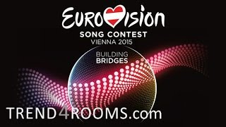 Eurovision Song Contest 2015 Vienna - Building Bridges - Esc Austria Final - Complete / Komplett