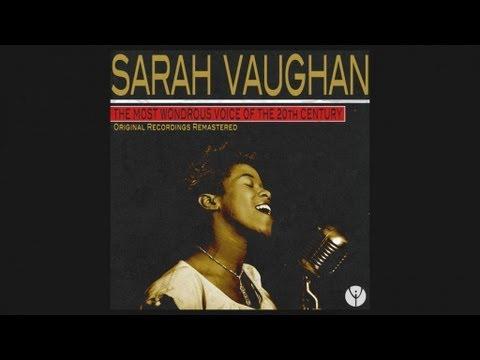 Sarah Vaughan - Tenderly(1947)