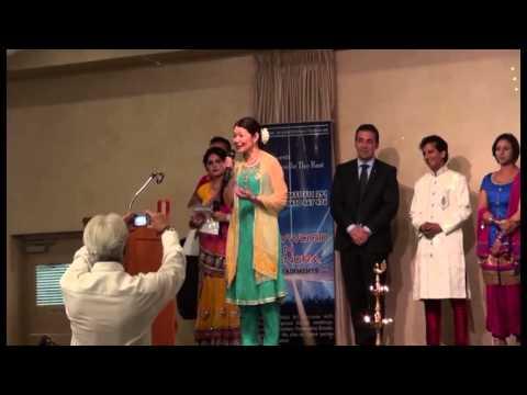 PUNJAB AUSSIE ASSOCIATION DIWALI 2013 Part 1