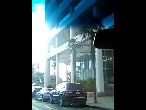 PARKING STRUCTURE ON 2ND STREET SANTA MONICA REQUIRES CREDIT CARD UPSIDE DOWN  (ie stripe up)