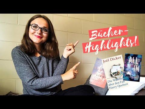 Meine BÜCHER-JAHRESHIGHLIGHTS 2019 | Die besten Bücher, die ich gelesen habe | zeilenverliebt