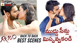 RX 100 Telugu Movie Back To Back BEST SCENES | Karthikeya | Payal Rajput | Mango Telugu Cinema