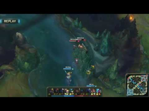 LOL S6 — TSM vs RNG  World Championship 2016 #Group Stage