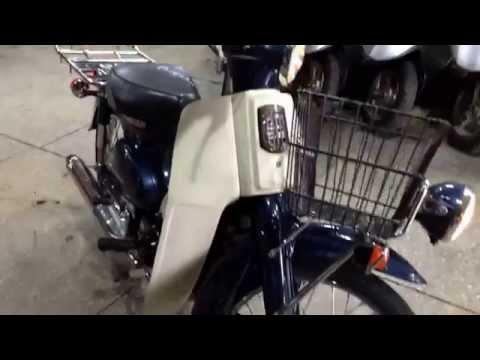 мопед хонда каб #6