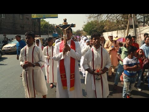 Sharp rise in attacks on India's Christian minority