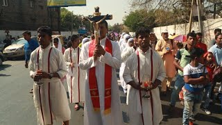 Sharp rise in ąttacks on India's Christian minority