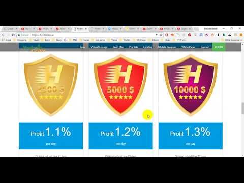 Hydro Coin ICO   How to Register   Lending coin like Hextra coin