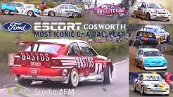 Ford Escort Cosworth - WRC | Best Of with pure engine sound !