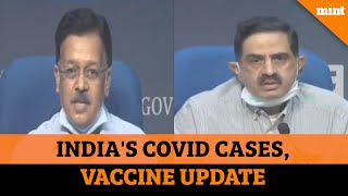 Recovered Covid patients outnumber active cases; Govt gives vaccine updates
