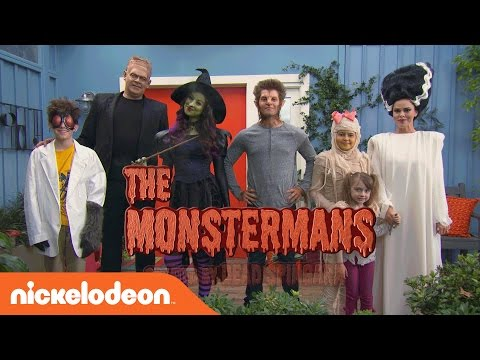 The Thundermans | Monstermans Opening Theme Song | Nick