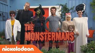 The Thundermans | Monstermans Opening Theme Song | Nick