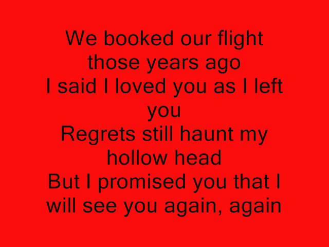 Black Veil Brides The Morticians Daughter Acoustic Version Lyrics
