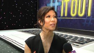 Celebrity Big Brother - Julie's Shocked