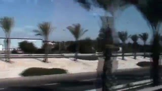 Travel to Israel. Part 16. Road Haifa - Acre. / Путешествие в Израиль. Дорога Хайфа - Акко.(January 2016. Hello to all my friends. I am in Israel. You looked fifteen parts of a series of videos about my stay in Israel. We, my dear friends, traveled to Tel Aviv ..., 2016-02-14T07:11:58.000Z)