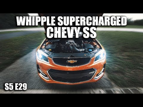 2.9L Whipple Supercharged Chevy SS | RPM S5 E29