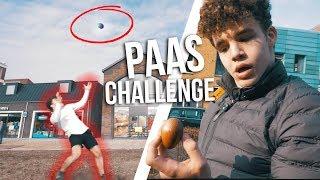 PAAS PARKOUR CHALLENGE + STRAF! | Boazvb