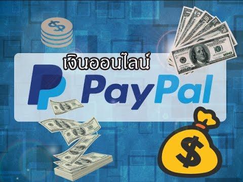 paypal คืออะไร และใช้งานยังไง  EP 1
