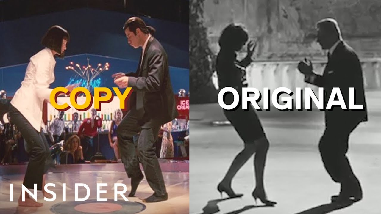 Movies Everyone Should See Insider >> How Quentin Tarantino Steals From Other Movies
