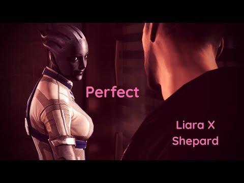 Liara, Shepard