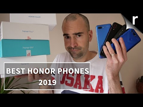Which Honor Phone Is Best For Me? (2019)