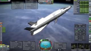 Kerbal Space Program RO Sandbox - New Hoffman Shuttle