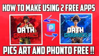 HOW TO MAKE CRAZY BULLSEYE FORTNITE LOGO FREE!! USING PICSART (IOS/ANDROID)