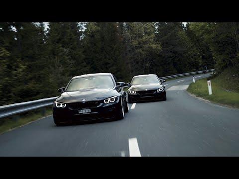 Mountain Run | BMW M3s F80 | 4K