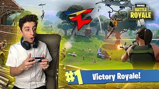 FaZe Rug Plays FORTNITE!! (INTENSE GAME)