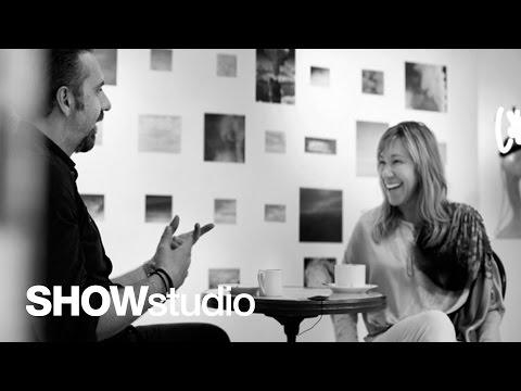 SHOWstudio: Cafe Conversations - Keith Tyson & Maia Norman