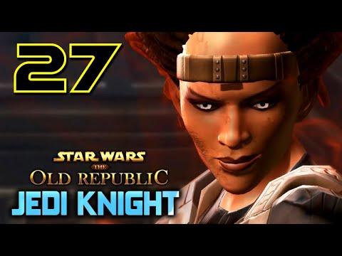 republic knight cutscenes wars star old jedi