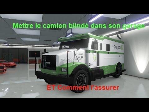gta 5 online - fr - (patché ! ) mettre le véhicule forgon blindé