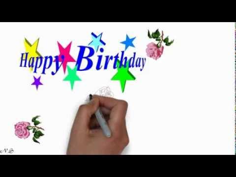 С Днем Рождения, подруга! - Познавательные и прикольные видеоролики