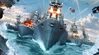 World of Warships - Превью