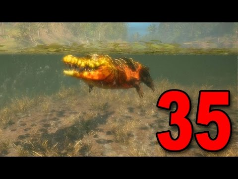 Far Cry Primal - Part 35 - CROCODILE ATTACK! (Let's Play / Walkthrough / PS4 Gameplay)