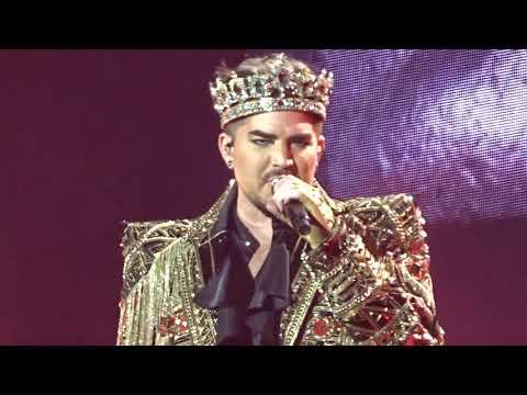 """""""we-will-rock-you""""-nagoya-jan30.2020-queen-+-adam-lambert"""