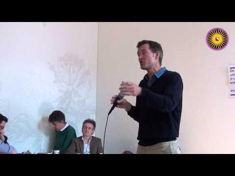 'Lunchbox Lecture' for the New University Utrecht by Ewald Engelen