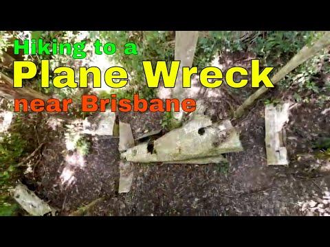 In Search of the Piper Plane Wreck near Brisbane