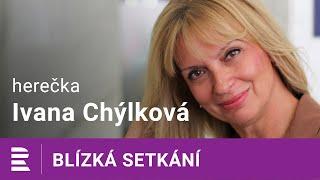 Ivana Chýlková: Když jsem poprvé slyšela svůj hlas, myslela jsem, že se zblázním