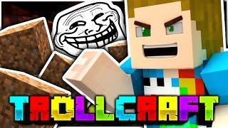 Minecraft | EVERYTHING IS DIRT TROLL!! - Troll Craft