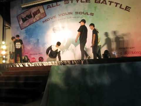 Hanoi Jam ( 13/11/2011) - KB FU vs ...