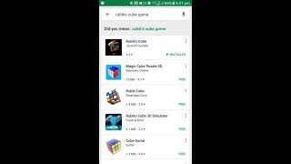 Best rubiks cube app|| rubiks cube || rubik's cube|| rubix cube|| best pyraminx app || all cubes app screenshot 4