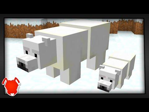 MINECRAFT 1.10 HAS BEGUN! / Snapshot 16w20a (Polar Bears & More!)