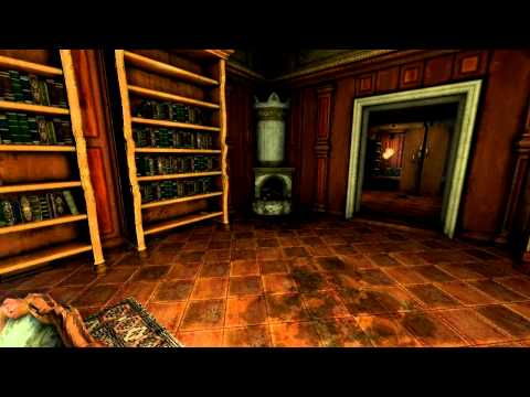 Amnesia: The Dark Descent - Walkthrough - Part 3 - Scary Let