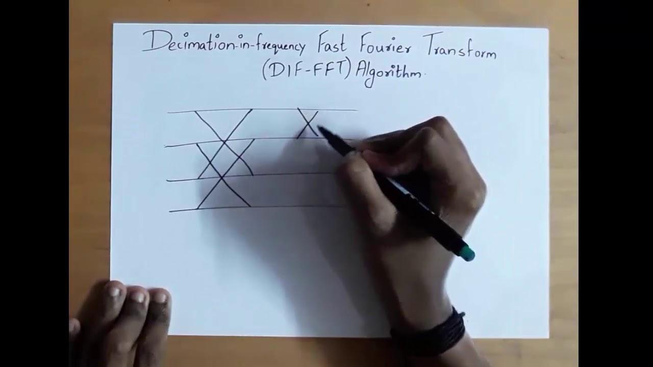 DIF-FFT Algorithm Part-1