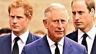 DOES CHARLES WANT 'FADING' HARRY AT PRINCE PHILIP'S FUNERAL? INTUITIVE NEWS TAROT