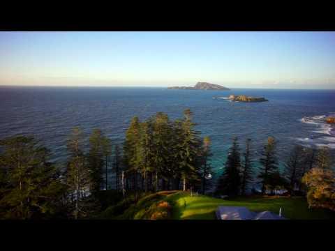 Norfolk Island - Coast Australia